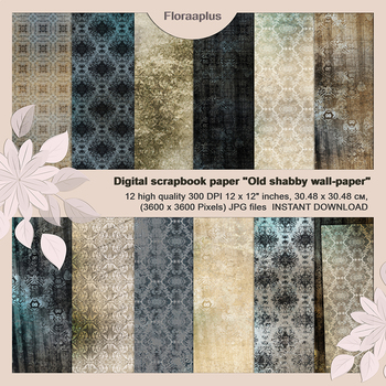 Digital Backgrounds Old Paper Worksheets Teaching Resources Tpt