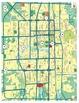 Beijing City Landmark Identification worksheet