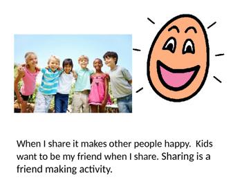 Being A Friend Maker Not A Heart Breaker Social Story