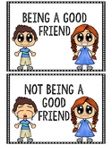 Being A Good Friend Sort