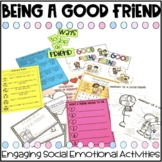 Being A Good Friend - Social Emotional Learning