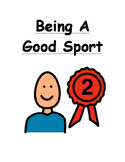 Being A Good Sport Social Story
