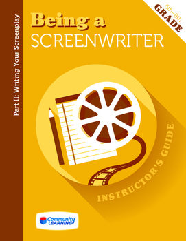 Being A Screenwriter Part 2: Writing Your Screenplay - Complete Set