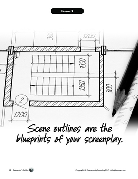 Being A Screenwriter 2 Lesson 3:  The Scene Outline