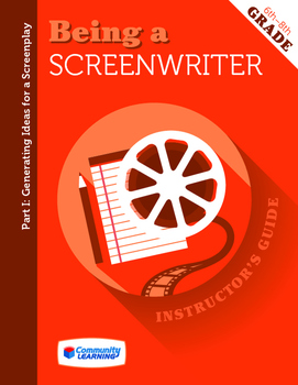 Being A Screenwriter Part 1: Generating Ideas For Your Screenplay - Complete Set