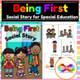 Being First Social Story for Autism Special Education