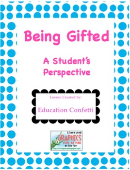 Being Gifted: A Student's Perspective