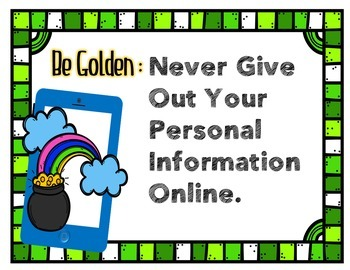 Being Golden With Your Cyber Smarts