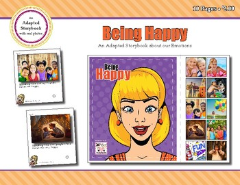 Being Happy - Adapted Book