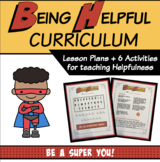 Being Helpful | Character Education