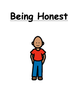 Being Honest Social Story