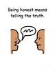 Being Honest Social Story