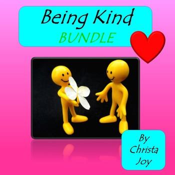 Being Kind Social Story BUNDLE