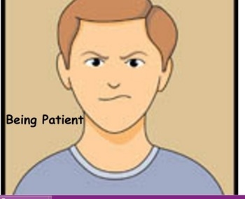 Being Patient (for older students)