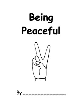 Being Peaceful