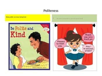 Being Polite