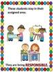 Being Responsible Storybook -  School Responsibility