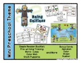 Being Selfless - Mini Preschool Theme - Routine *o