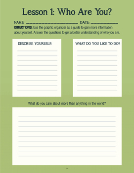 Being The Best Me Leadership Guide for Boys (Student's Edition)