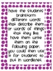 Being Yourself - MMH Treasures 2nd Grade Unit 1, Week 4