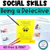 Being a Detective-Using your Eyes for Non-Verbal Social Cu