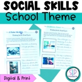 Being a Detective-Using your Eyes for Social Cues, Back to School, Social Skills