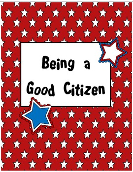 Being a Good Citizen