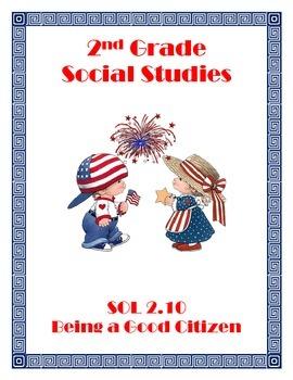 Being a Good Citizen Charts