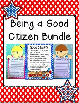 being a good citizen in my community by allison jones tpt. Black Bedroom Furniture Sets. Home Design Ideas