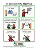 Being a Good Sport (in Spanish) El espíritu deportivo bueno