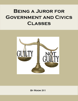 Being a Juror for Government and Civics Classes