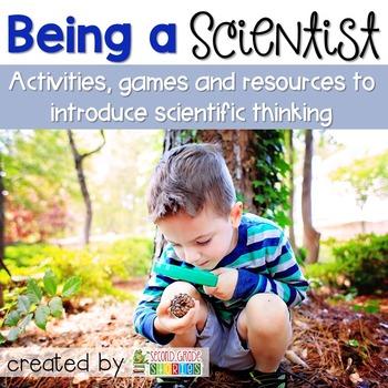 Scientist Activities ~ Being a Scientist