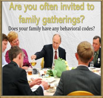 Being a guest – ESL adult cross culture conversation