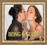 Hospitality - Being a guest – ESL adult cross culture conversation