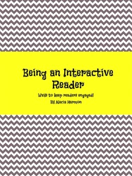 Being an Interactive Reader