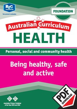 Being healthy, safe and active – Foundation