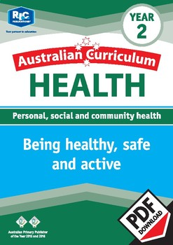 Being healthy, safe and active – Year 2