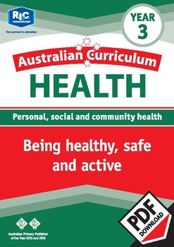 Being healthy, safe and active – Year 3