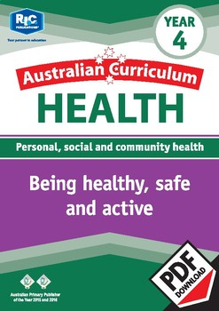 Being healthy, safe and active – Year 4