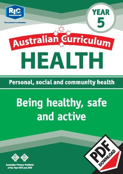 Being healthy, safe and active – Year 5
