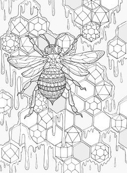 Bejeweled Bee