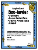 Bee Kind Stationary Pack