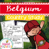Belgium Country Study | 48 Pages for Differentiated Learni
