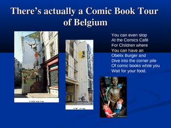 Belgium Power Point Presentation