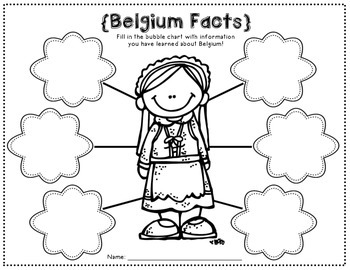 Belgium Writing Papers (A Country Study!)