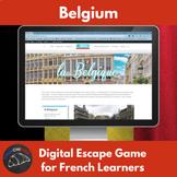 Belgium - digital escape game