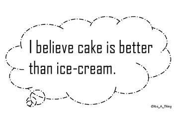 Beliefs - I Believe