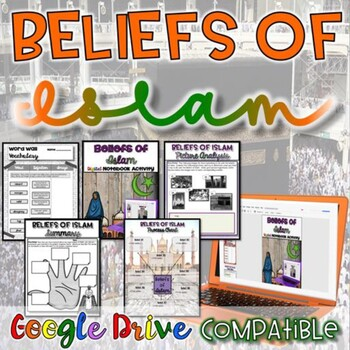 Beliefs of Islam Activity