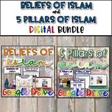 Beliefs of Islam and 5 Pillars Bundle {Digital}