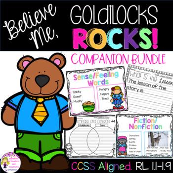 Believe Me, Goldilocks Rocks! Companion Packet